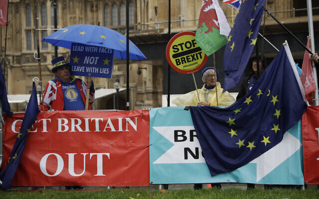 European Union envoys agree that Brexit extension is needed