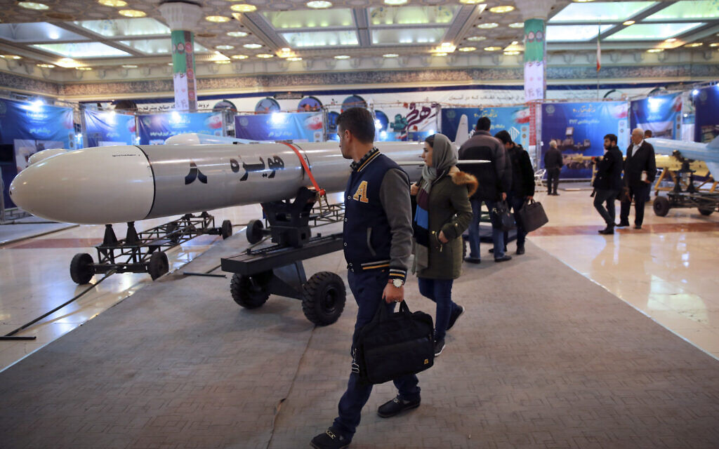 Iran says it will increase range of cruise missiles, add laser air defense