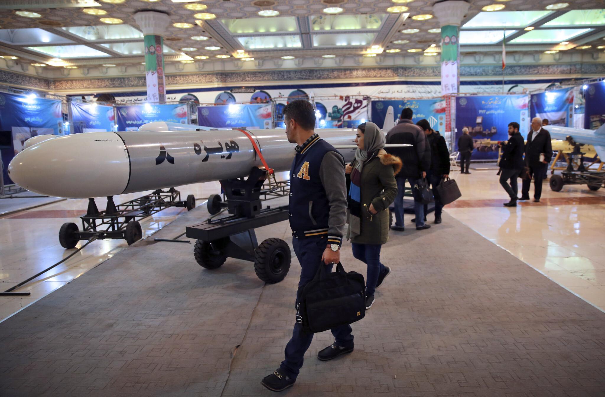 Steven Mnuchin: U.S. Will 'Ramp up More' Sanctions on Iran