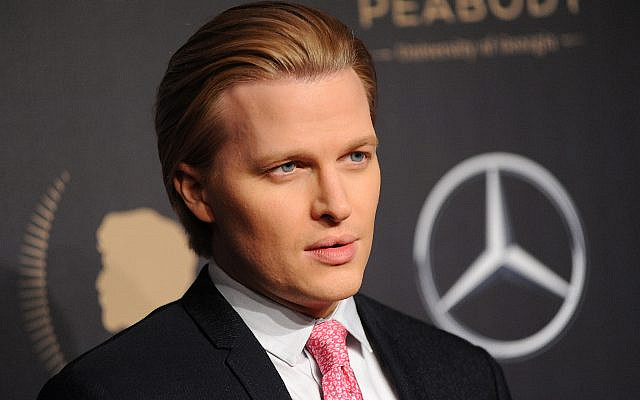 Ronan Farrow attends the 78th annual Peabody Awards at Cipriani Wall Street on  May 18, 2019, in New York. (Brad Barket/Invision/AP)