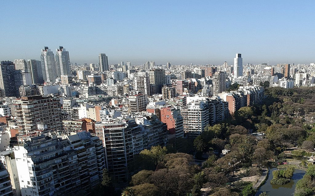 Anti-Semitic incidents in Argentina more than doubled in 2018