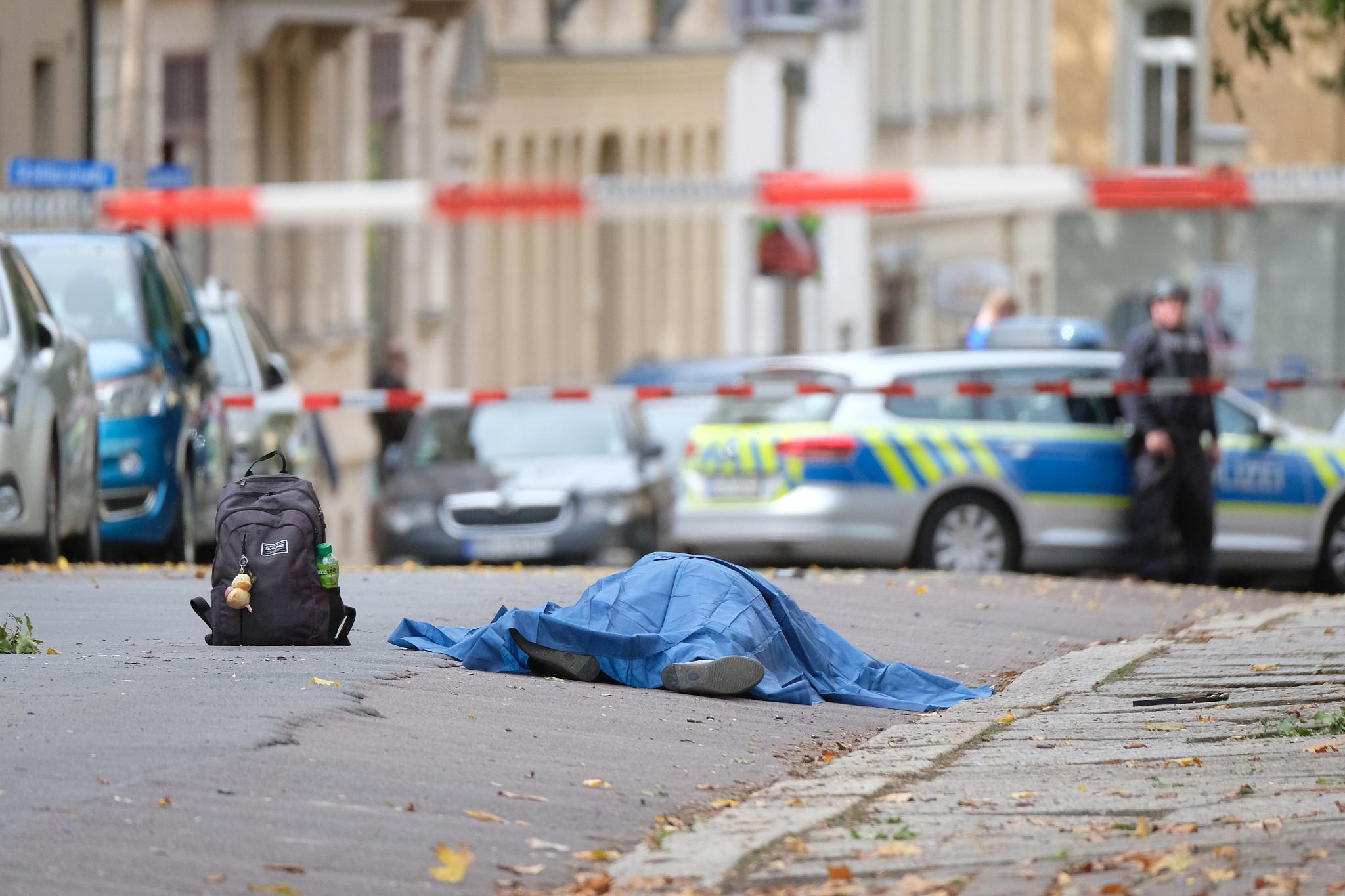 2 Shot Dead Several Injured As German Synagogue Targeted