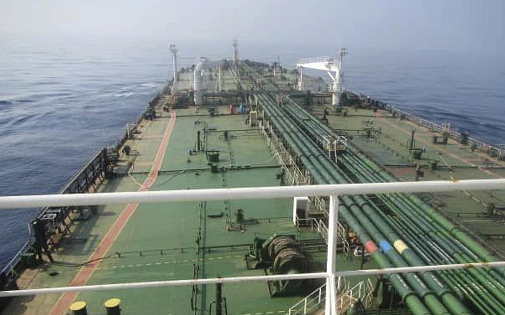 Saudi Arabia says it was prepared to help Iran tanker reportedly hit by blasts