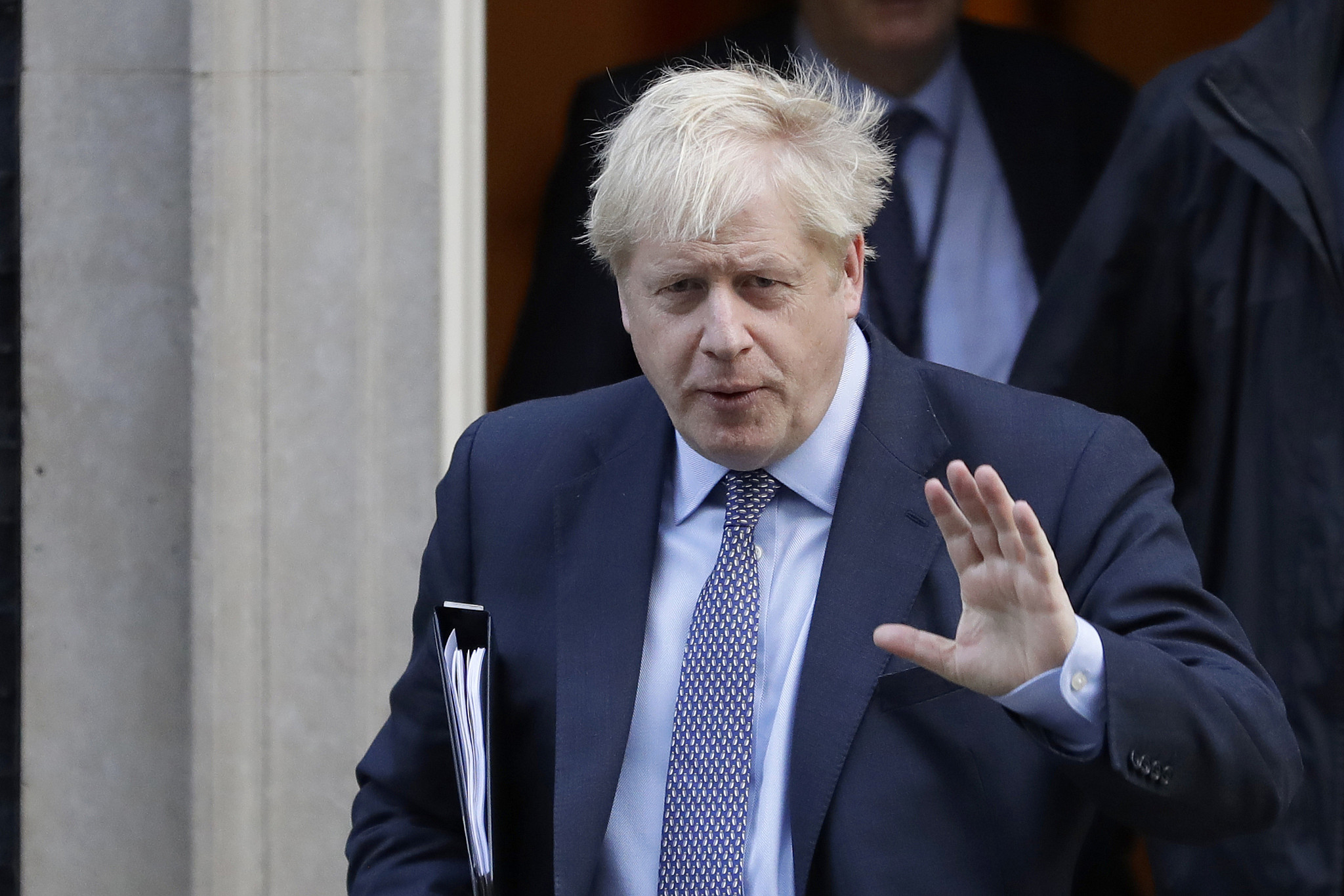 Delay looms after Johnson wins one vote, loses another