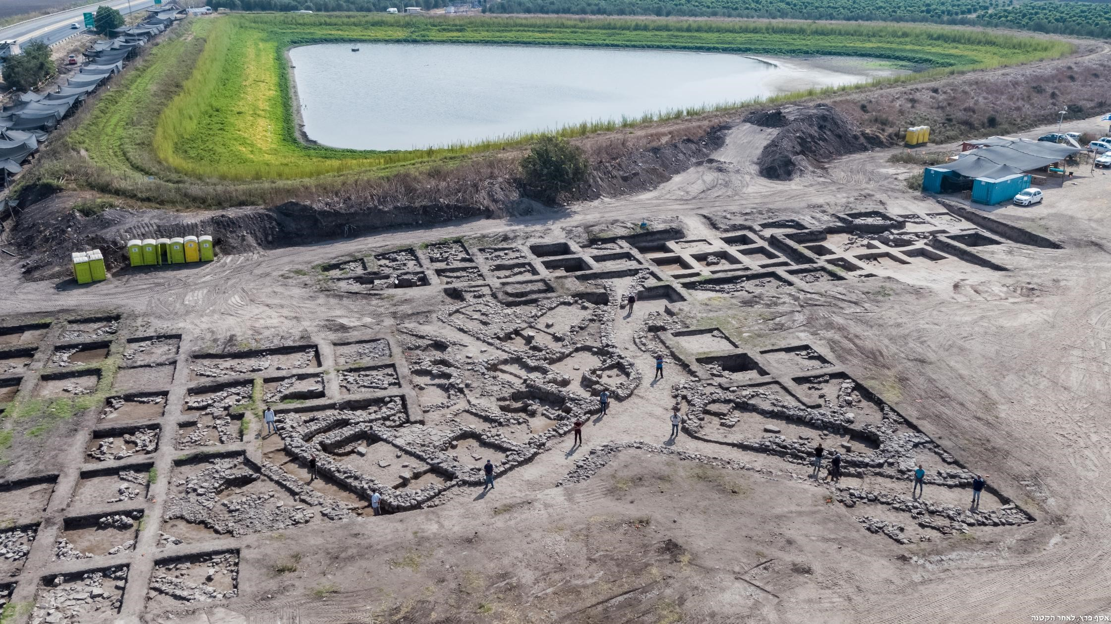 'Israel's ancient NYC': 5,000-year-old Canaanite megalopolis may rewrite history