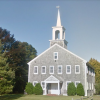 The Falmouth Jewish Congregation in Cape Cod, Massachusetts. (Screen captureL Google Maps)