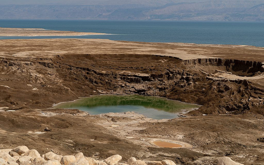 We have sinned against Israel's land, water and air: Yom Kippur food for thought