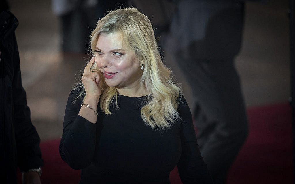 Women's rights groups, activists bash Sara Netanyahu for claim she is 'battered'