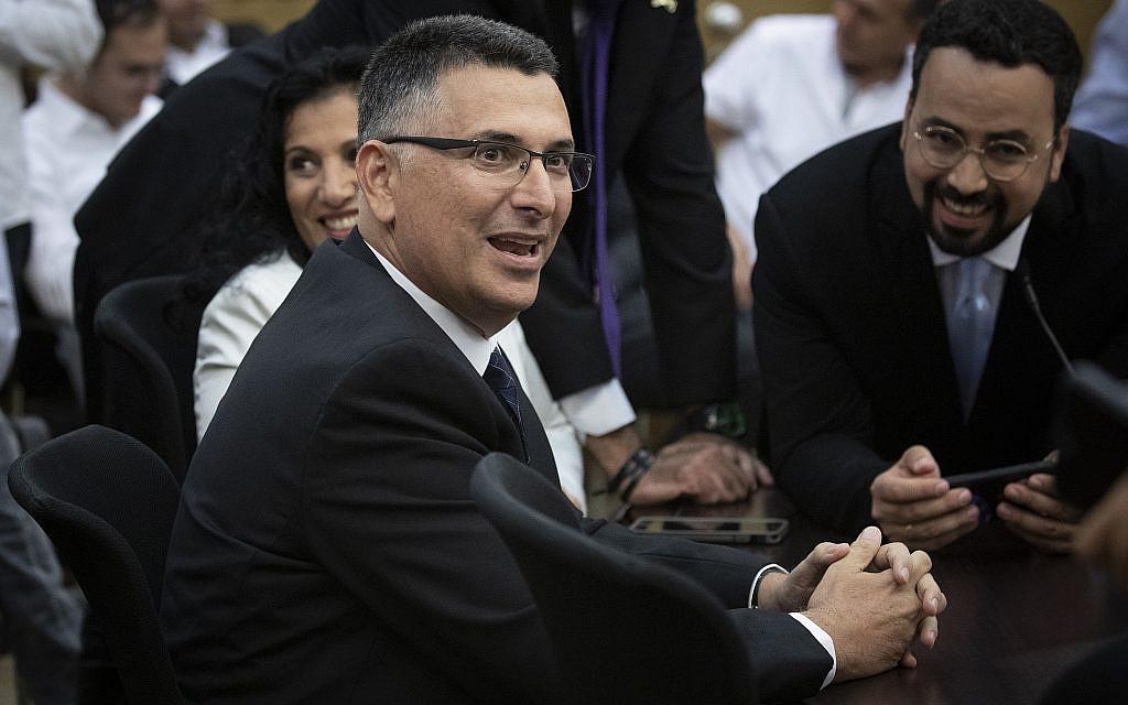 Likud's Sa'ar vows to eventually challenge Netanyahu despite 'personal attacks'