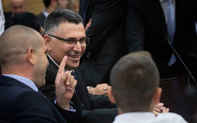 Sa'ar confirms he will take on Netanyahu once Likud calls contest