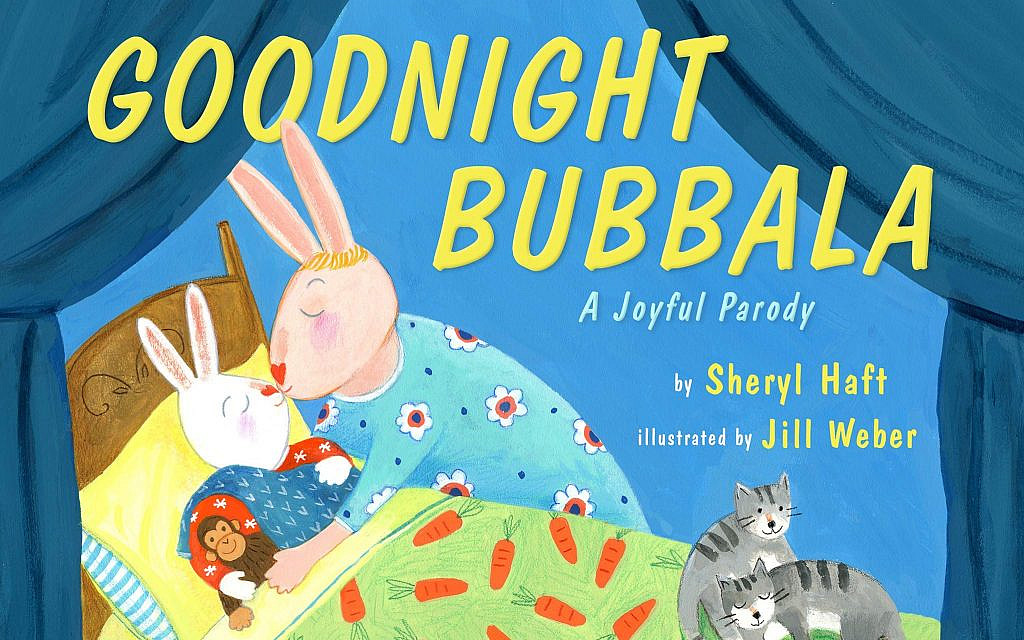 Kids won't want to snooze after hearing new Yiddish parody of 'Goodnight Moon'