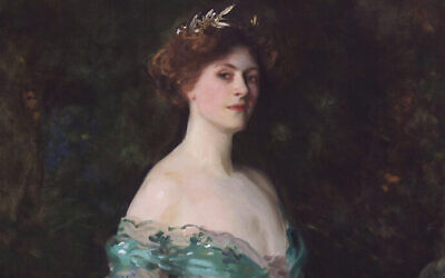 Portrait of the Duchess of Sutherland in 1904 (John Singer Sargent/Public Domain)