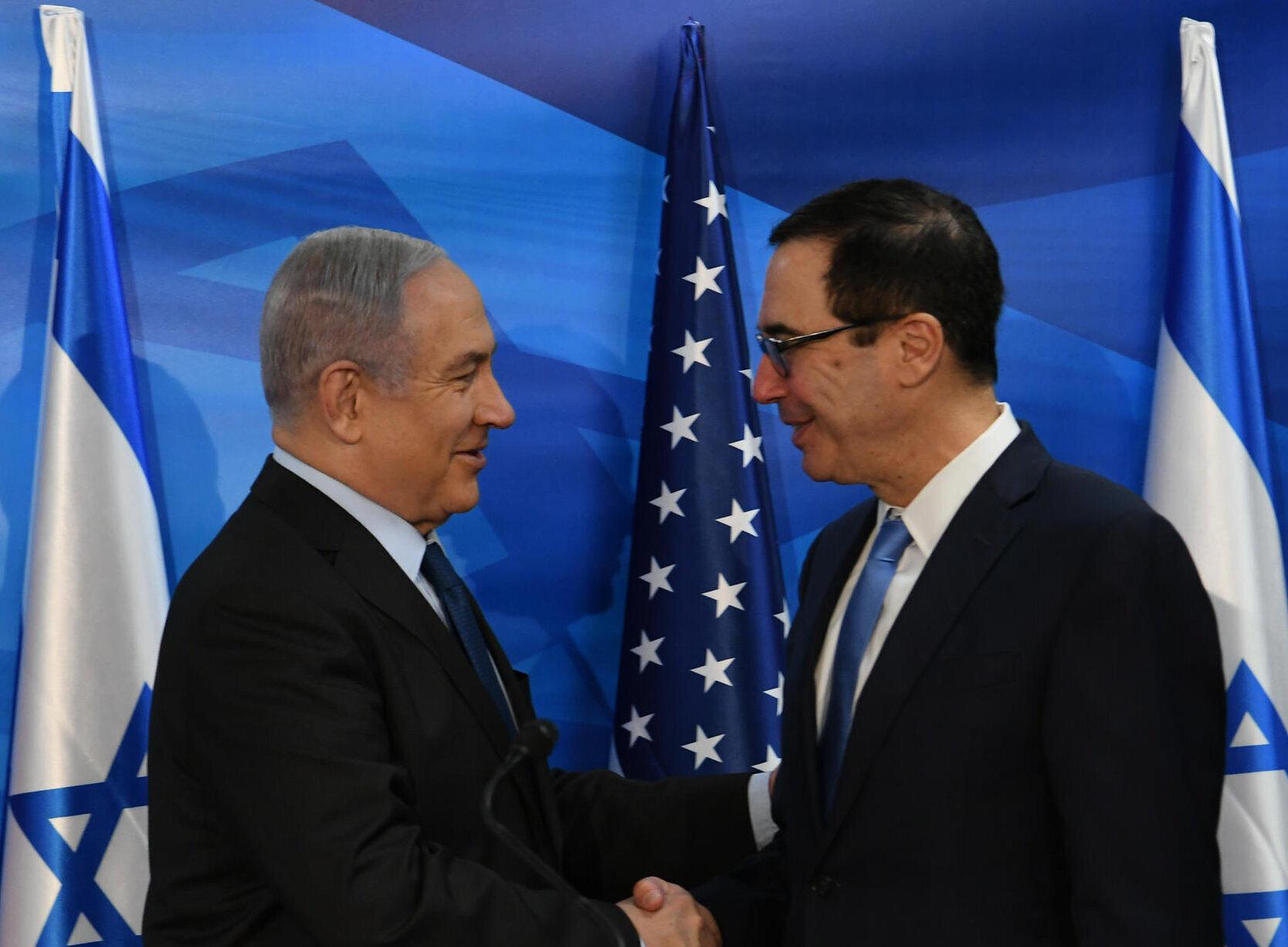 Netanyahu Accuses Iran Of Preparing Precision Missiles To Strike Israel