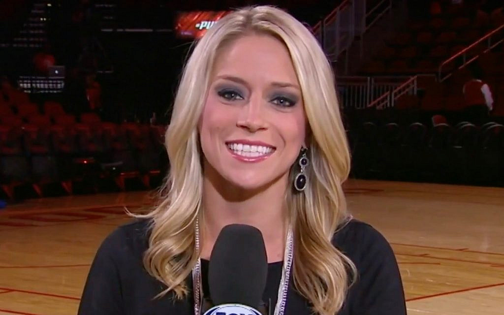 Fox Sports reporter who kvetched over 'stingy' Jew hired by evangelical school