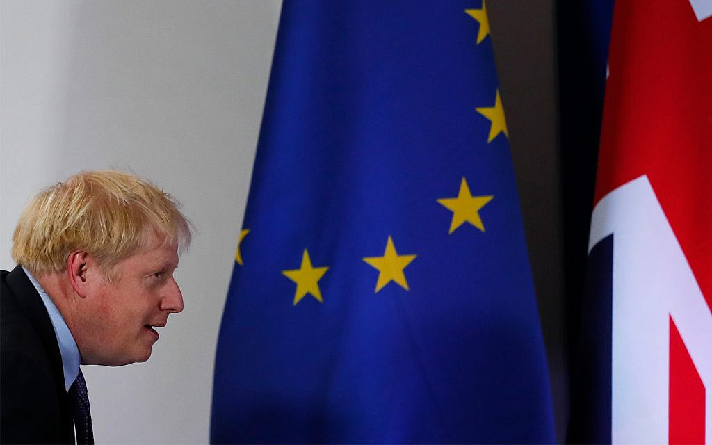 Johnson urges support for Brexit deal before knife-edge Saturday vote