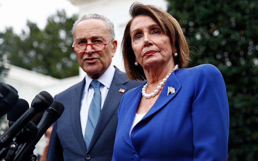 Leading Democrats blast Trump for Syria truce agreement