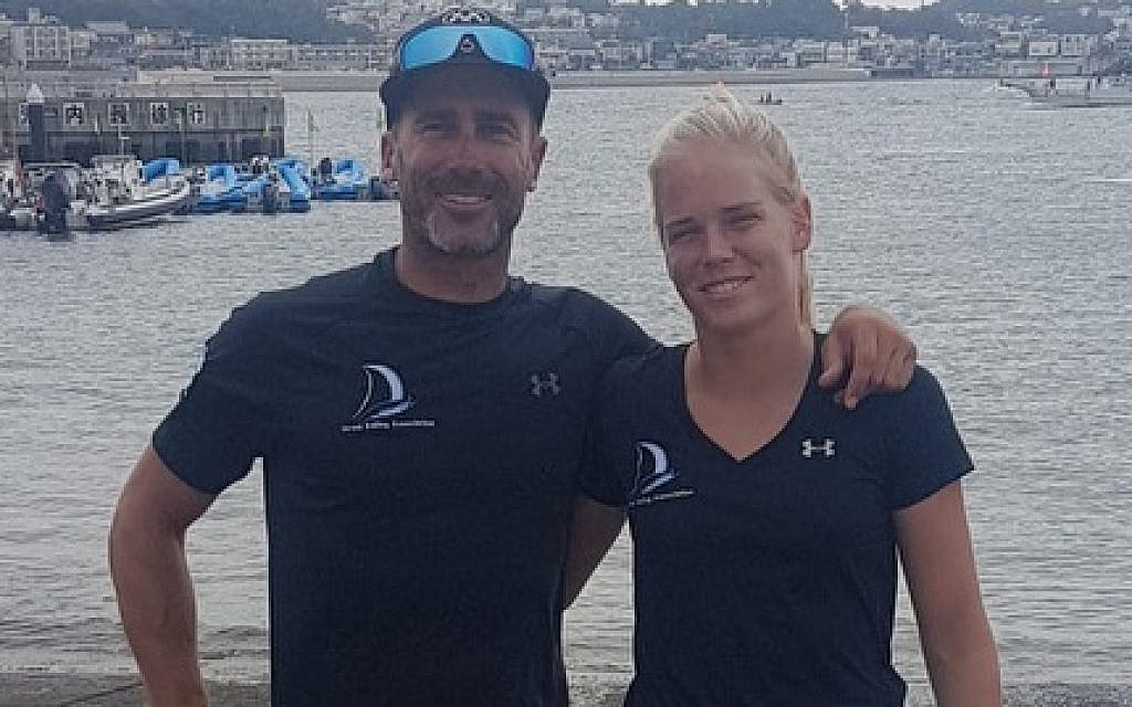 Israeli Olympic windsurfing hopeful in choppy waters over affair with coach