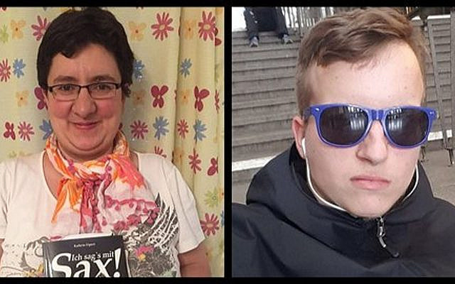 Jana Lange and Kevin S. have been identified as the two victims of the attack near the Halle synagogue and at a kebab shop. (Twitter)