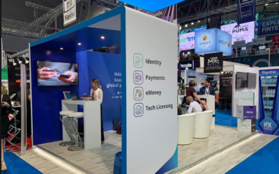 ISignthis exhibited its services at the ifxexpo conference for the online trading industry in Limassol, Cyprus, in May 2019 (Facebook)