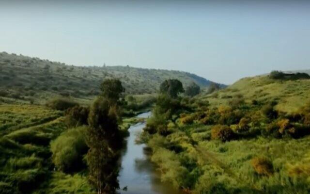 Jordan River. (Screenshot)