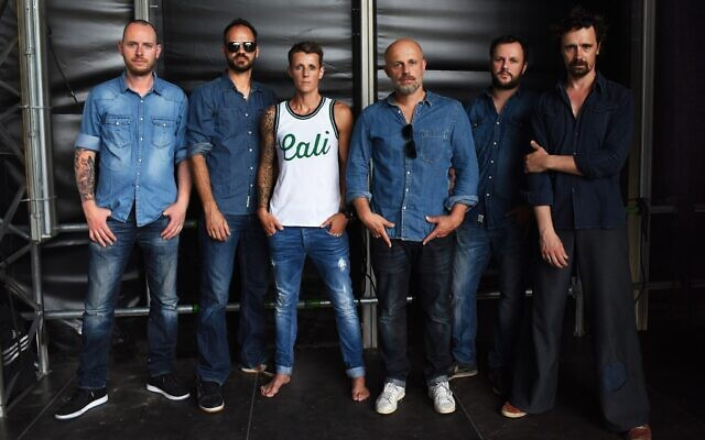 Belgian band K's Choice to arrive in Israel December 12, for a long-awaited concert. (Courtesy K's Choice)