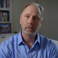 Georgia Democratic Senate candidate Matt Lieberman, son of former senator Joe Lieberman, in a screenshot from a YouTube ad announcing his Senate bid, October 2, 2019.