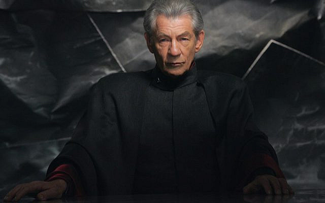 Ian McKellen as Magneto in X-Men: The Last Stand (20th Century Fox)