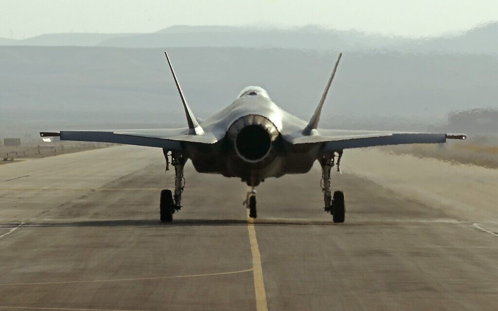 US and UAE seek to ink F-35s agreement by December — report