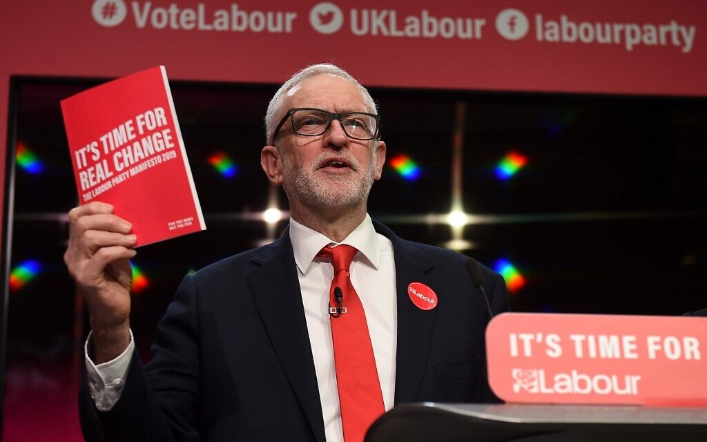 New UK Labour manifesto calls to ban arms sales to Israel