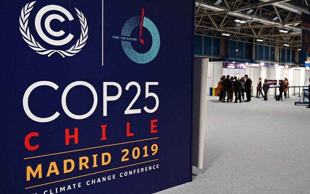 Science warnings, US retreat add urgency to UN climate talks