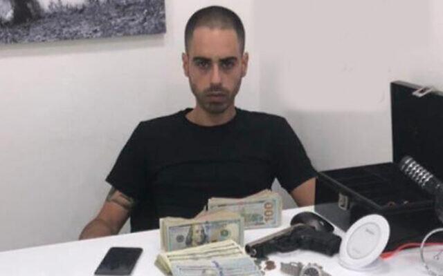 Gilad Ben-Shlomo, who was killed in Panama City, October 31, 2019 (Instagram)