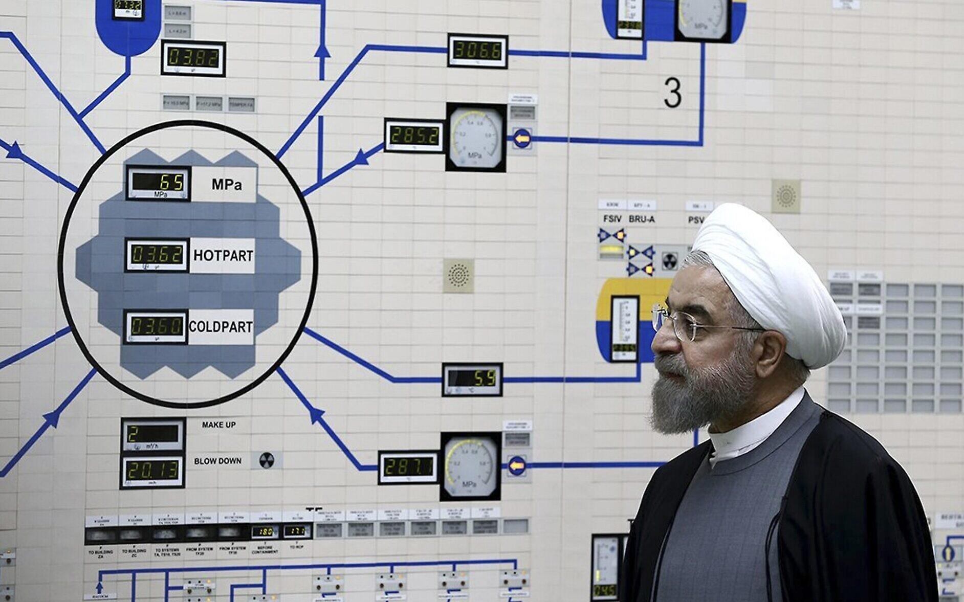 Risultati immagini per iran nuclear program
