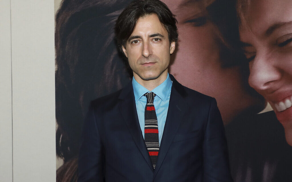 Noah Baumbach attends the premiere of 'Marriage Story' at the Paris Theater on November 10, 2019, in New York. (Photo by Jason Mendez/Invision/AP)