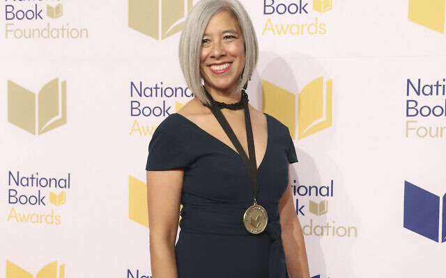 Susan Choi attends the 70th National Book Awards ceremony and benefit dinner at Cipriani Wall Street on November 20, 2019, in New York. (Greg Allen/Invision/AP)