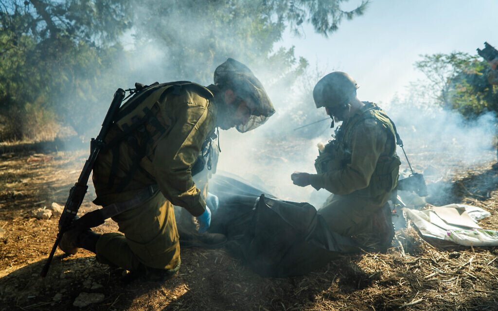 IDF completes surprise drill in north with thousands of reservists