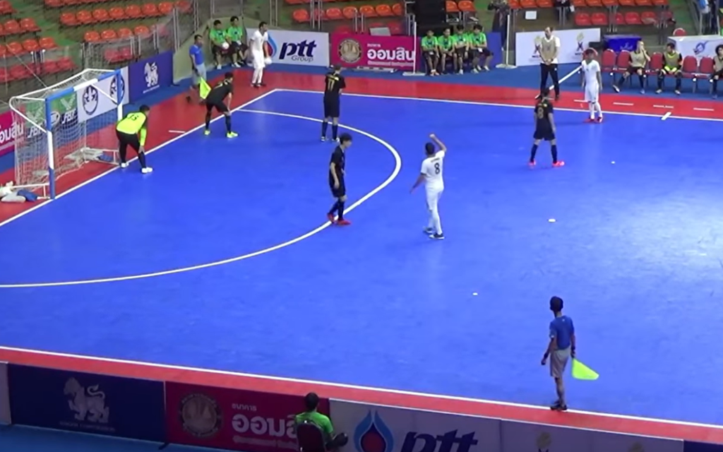 Iran said to pull out of deaf futsal championships to avoid facing Israeli team