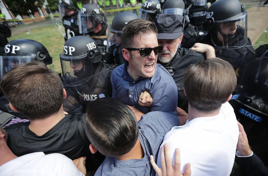 Recording Purportedly Captures Richard Spencer Melting Down After Charlottesville