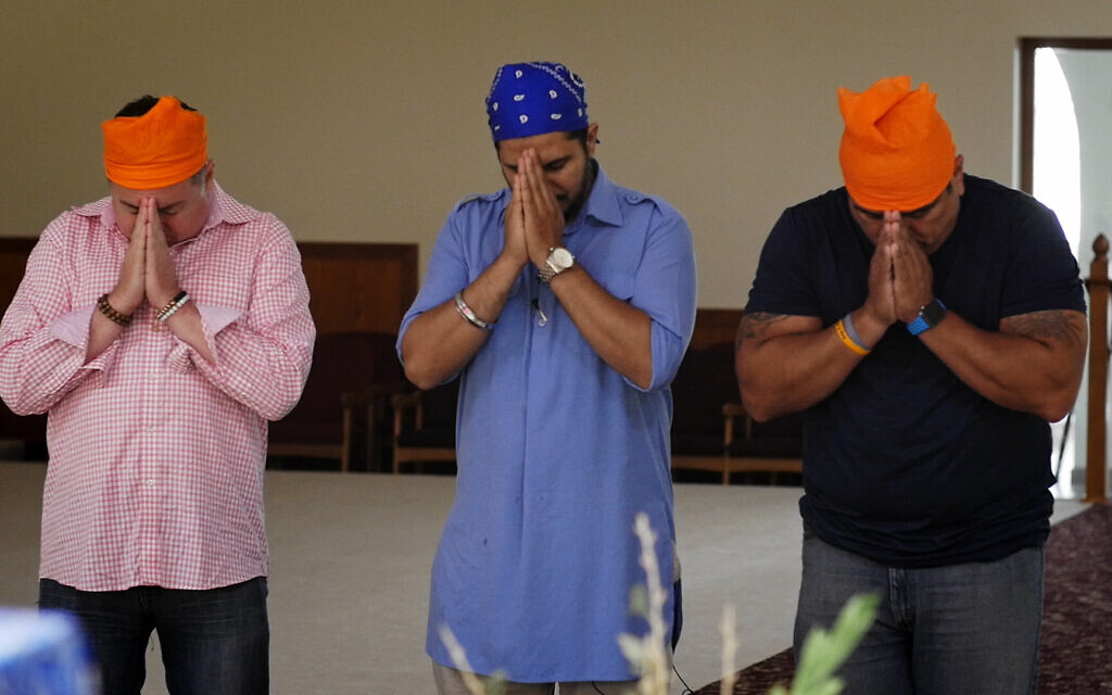 A still from the movie 'Healing From Hate.' (Big Tent Productions)