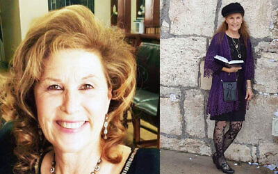 Lori Gilbert-Kaye was killed during the Chabad of Poway synagogue shooting on April 27, 2019 (Facebook via JTA)