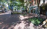 Pearl Street Mall, Boulder, Colorado. (Google Street View)