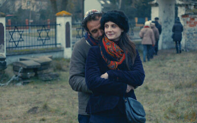 A still from director Elise Otzenberger's film, 'My Polish Honeymoon.' (Courtesy Rectangle Productions/ NJJ Entertainment)