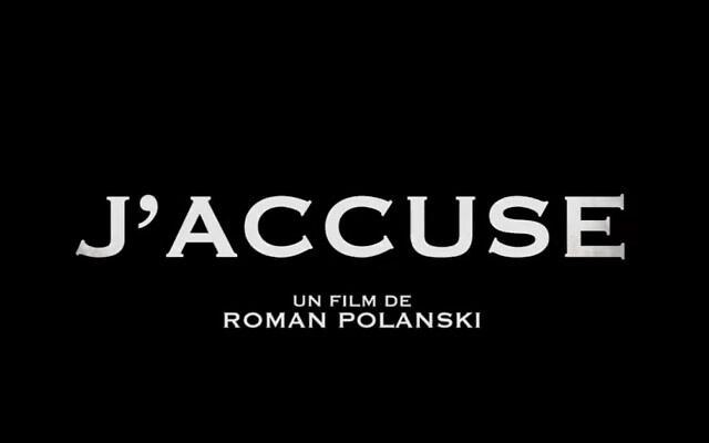 Screen capture from a trailer for the Roman Polanski film 'J'Accuse' (An officer and a spy), released in 2019. (YouTube)