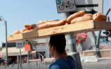 Food scenes abound in Jerusalem, where the Open Restaurants food event opens on November 19, 2019 with walking food tours, workshops with master chefs and bakers and a food tech conference (Courtesy Open Restaurants