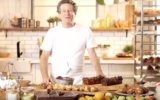 Master baker Uri Scheft in his 'Chef Mentor' video (Courtesy Chef Mentor)