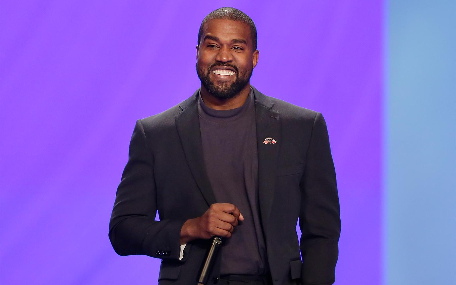 Kayne West Announces His Bid For The Presidency
