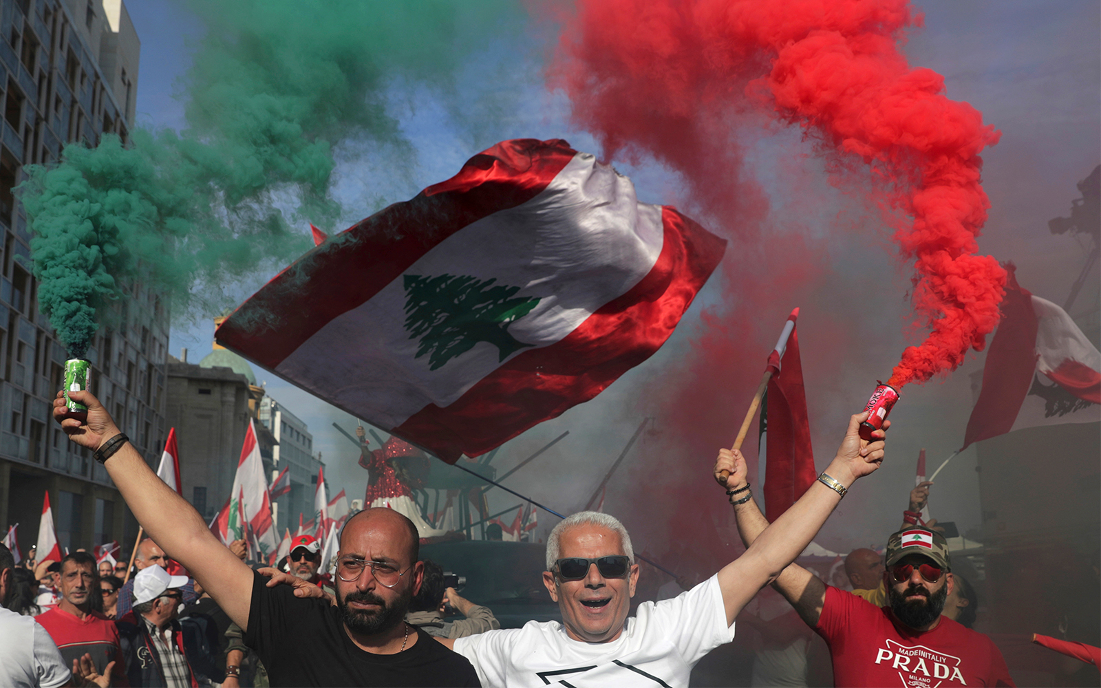 The Roots of Lebanon's Failure: It Votes, But Is Not a