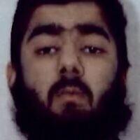 Usman Khan, suspect in a terrorist stabbing spree in London. (West Midlands Police)