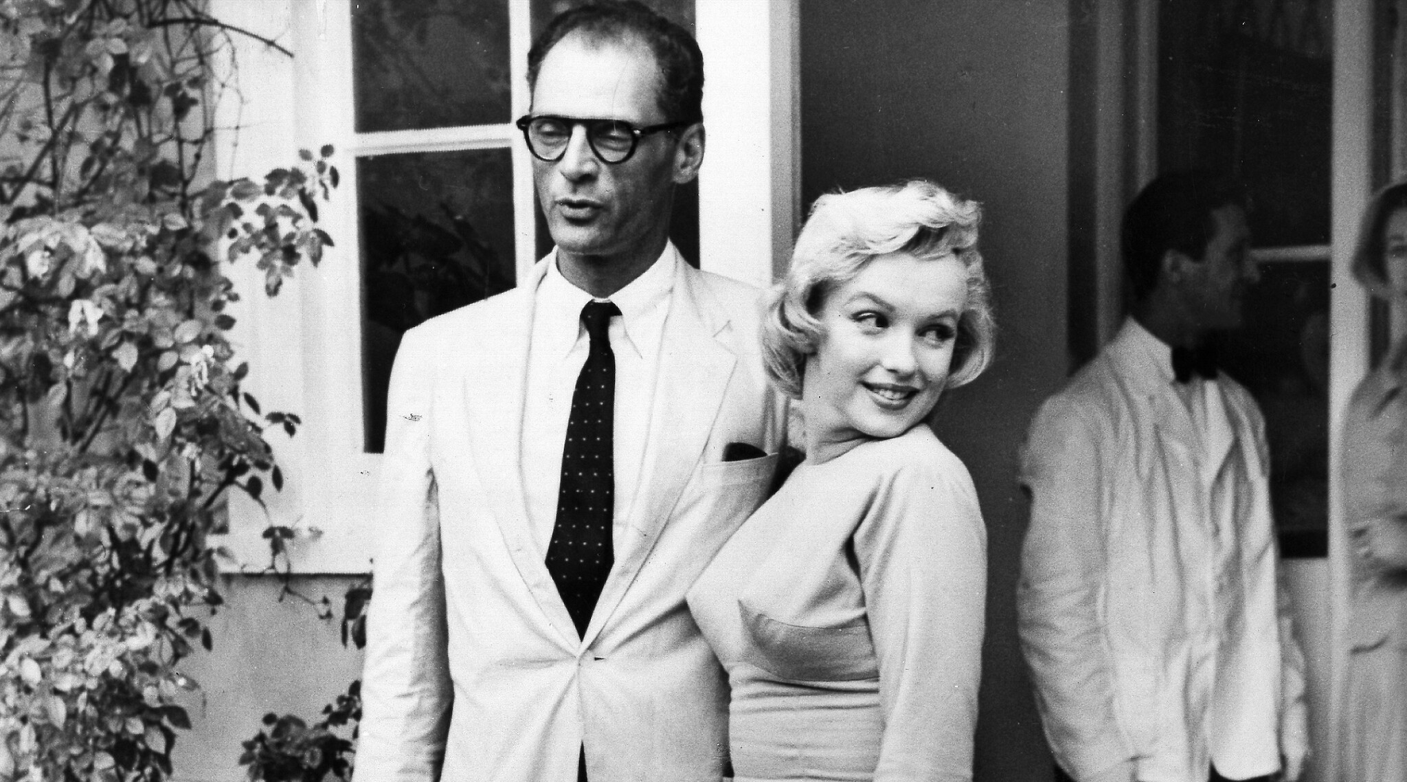 Marilyn monroe miller arthur BBC ON