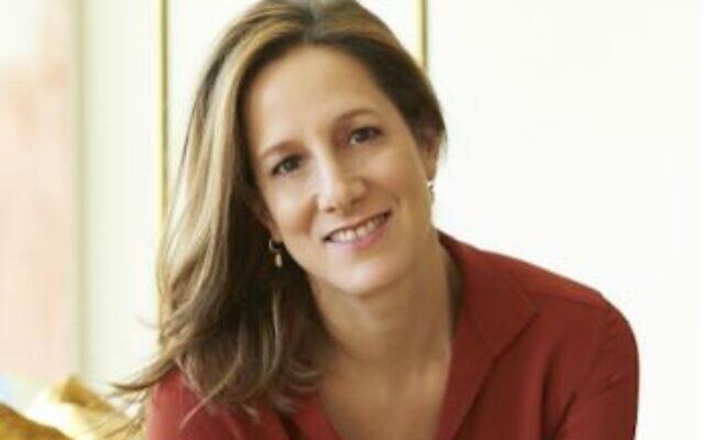 Abigail Pogrebin (Lorin Klaris via JTA)