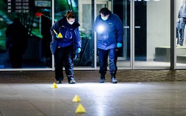 The Hague stabbing: Dutch police say 'no terrorist motive'